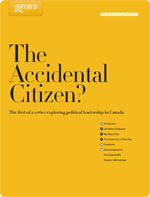 The Accidental Citizen