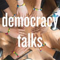 Democracy Talks Sq for Homepage