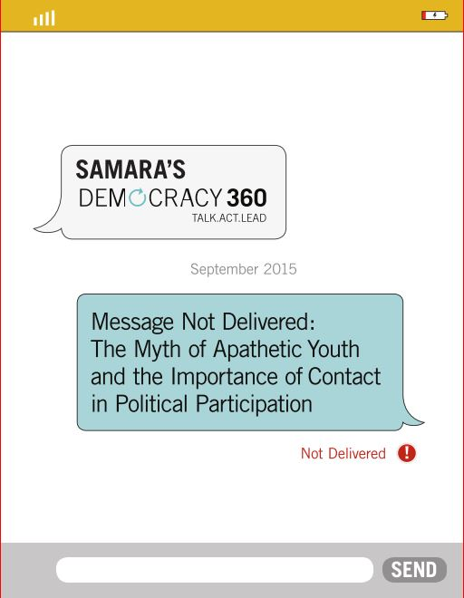 Youth Report Cover