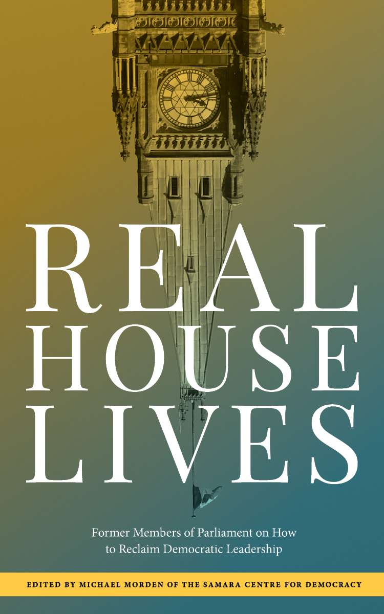 Real House Lives front cover