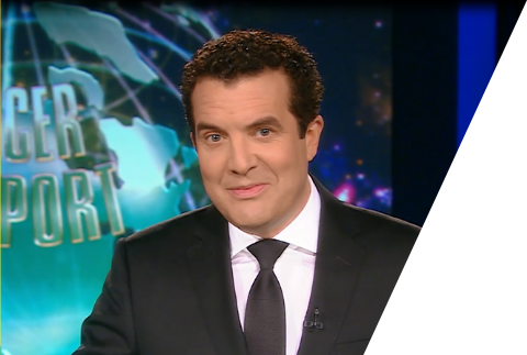 Rick Mercer, political satirist, author, Samara Centre board member