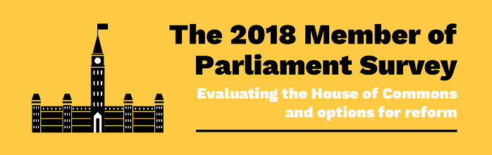 The 2018 Member of Parliament Survey